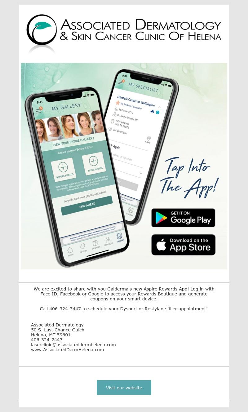 Aspire Rewards App